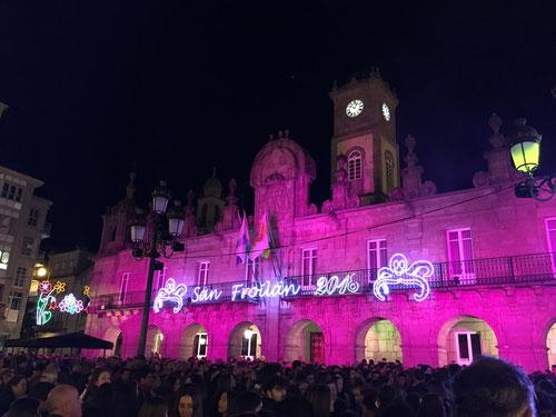 Die Festivitäten des San Froilán sind in vollem Gange!