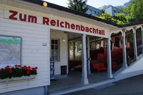Die Reichenbachfall-Bahn