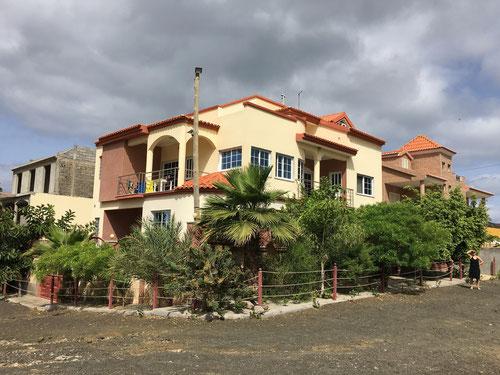 Die Villa Strela.