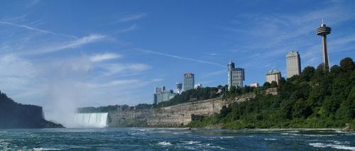 Die Kanadische Skyline