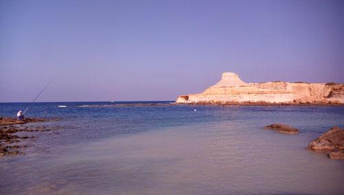 10/2019: Leider nur noch selten anzutreffen... die ursprüngliche, Inselruhe auf Gozo (MLT)