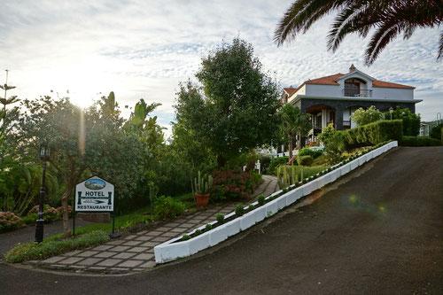 Das Palma Romantica in Barlovento war ein tolles Hotel mit sehr gutem Essen