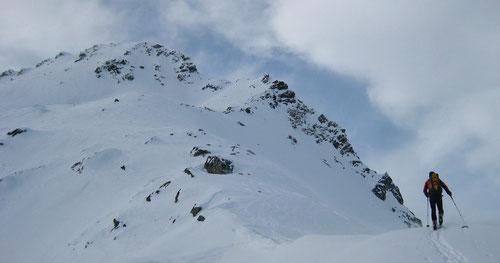 Der Gipfel scheint nahe...