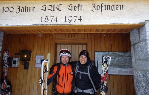 Vermigelhütte des SAC Zofingen (2042m)