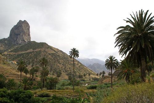 Der Castillo del Mar kurz vor Vallehermoso