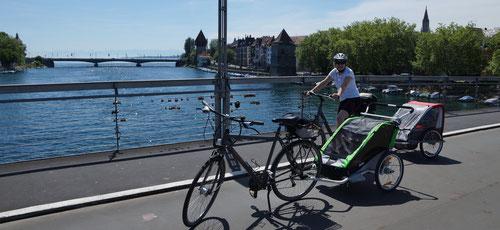 Los geht es in Konstanz