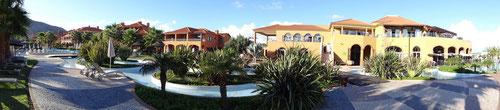Im Innern des Hotel Pestana Beach Resort