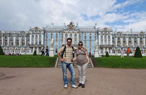 Zwei weitere Touristen...