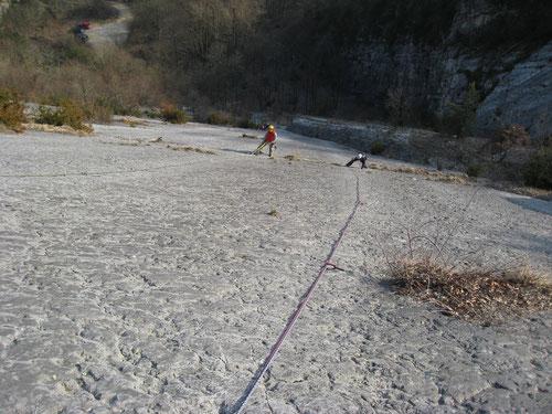 Klettern an der Egerkinger-Platte