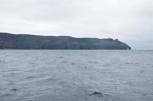 Die Cliffs of Moher.