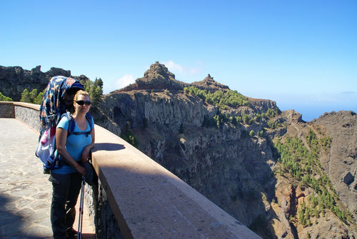 An der Steilwand Jolgao Gamonal