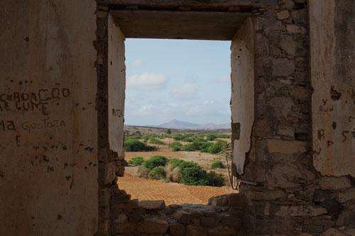 Die Casas Velhas in der Nähe von Barreiro.