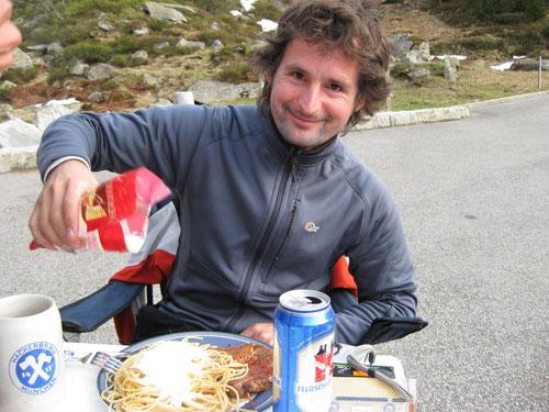 Bergsteigermahlzeit
