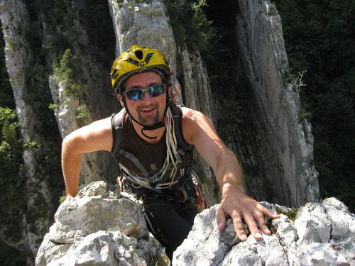 Hier macht Klettern Freude!