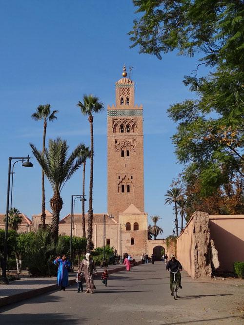 Moschee La Koutoubia