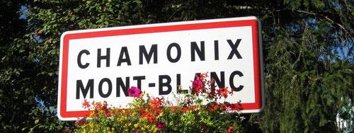 Am Ziel: Chamonix de Mont-Blanc