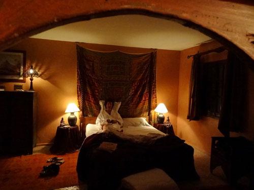 Unsere Suite im Riad Dama