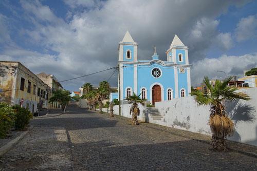 Die katholische Kirche Paroquia Ns Conceição