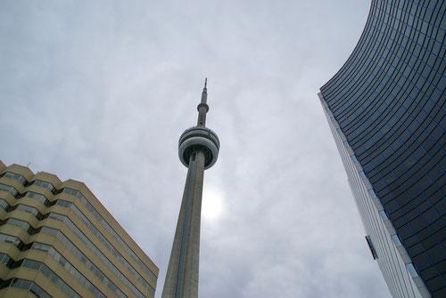Skyline mit dem CN-Tower