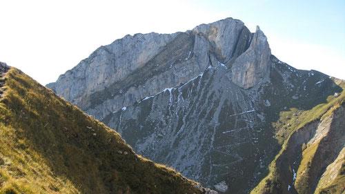 Welcher Aufstieg auf den Pilatus ist wohl spannender? Galtigentürme oder der Zick-Zack-Weg?