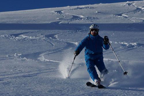 und Skiers den...