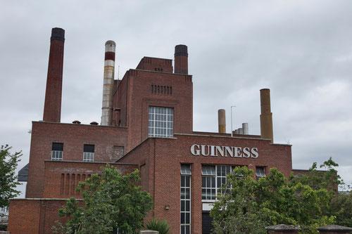Die Guinness Brauerei