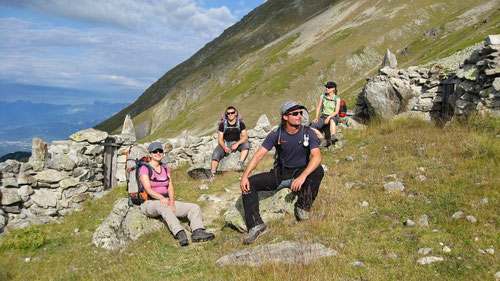 The Alpen-Dream-Outdoor-Team