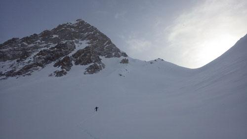 Aufstieg zum Passo del Naret