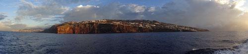 Goodbye Madeira...