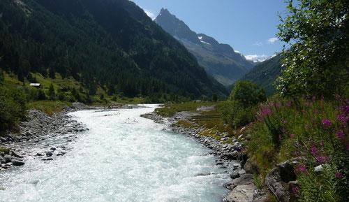 Val de Zinal (La Navisence)