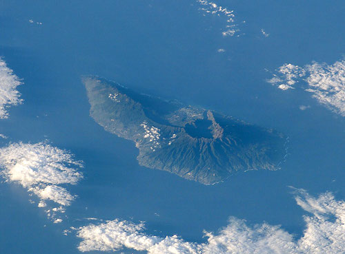 La Palma von oben