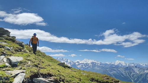 So macht Bergwandern Spass!