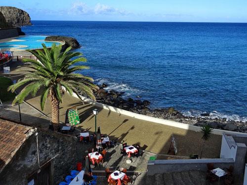 Ausblick vom Hotelzimmer Costa Linda