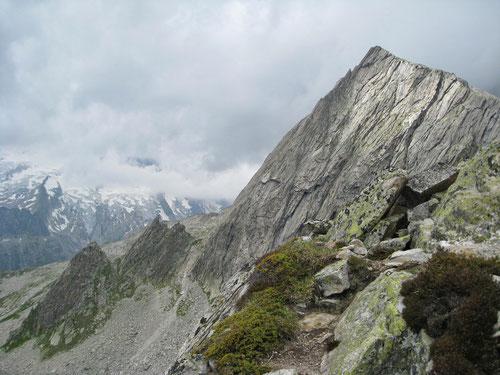 Der Grat des Bergseeschijen