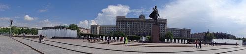 Der Moscow-Prospekt.