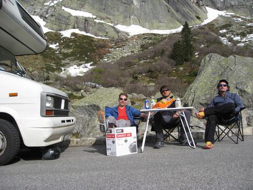 Die Alpendudes mit Enzo & Smokey Joe