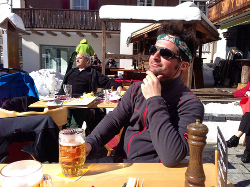 Entspannung in Andermatt