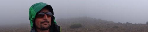 Weit und breit nichts als Nebel...