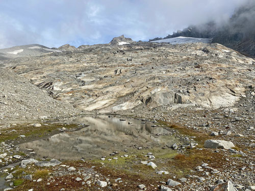 Faszinierende Steinlandschaft.