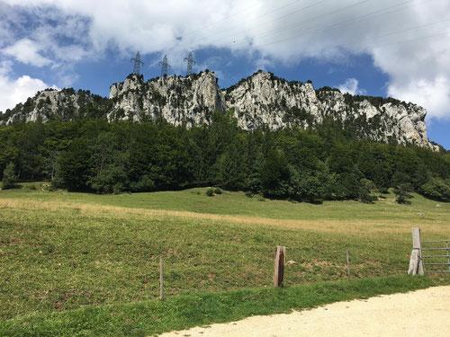Klettergebiet Rüttelhorn