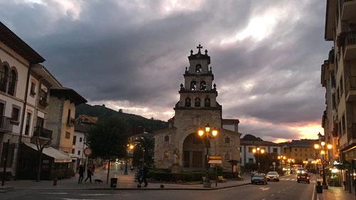 Cangas de Onís, einst Hauptstadt des asturischen Reiches.