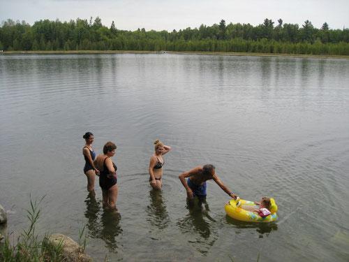 Am Lake Robb