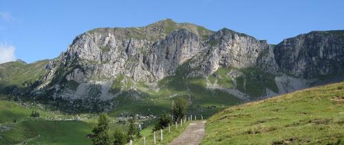 Der Hagelstock (2181m)