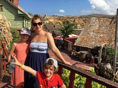 Im Popeye Village