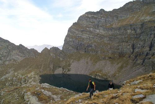 Lago di Canee (2198m)