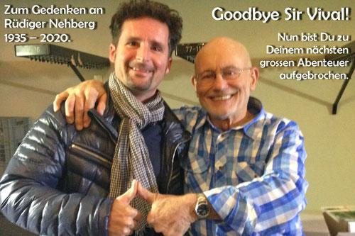2020/04: Zum Gedenken an Rüdiger Nehberg – der grosse Outdoor-Survival-Experte und Menschenrechts-Aktivist