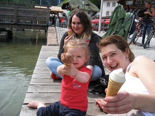 Summerfeeling am Königsee