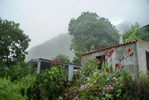 Unser Appartement auf dem Campingplatz des El Cedros