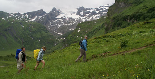 Klettersteig Graustock : Klettersteig graustock m obwalden schweiz olli