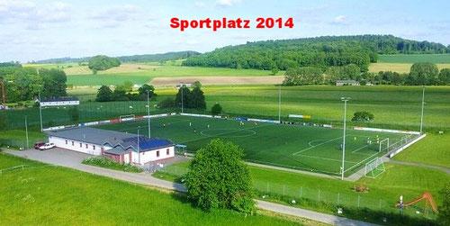 Sportplatz Juni 2013
